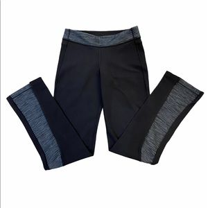 GUC Lululemon Wide Legs Pants Black Size 6